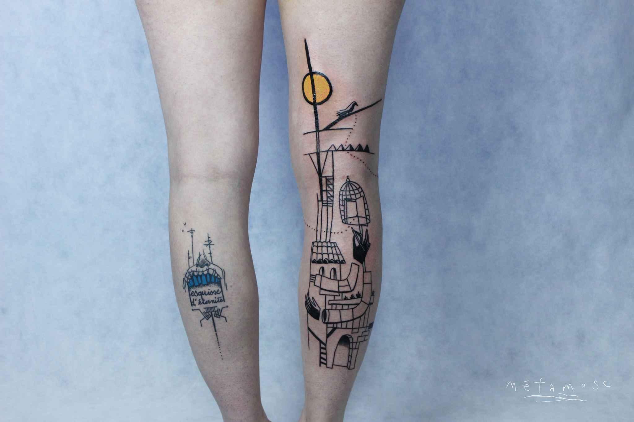 a805ad113 Maison Métamose, Tattooer - The VandalList
