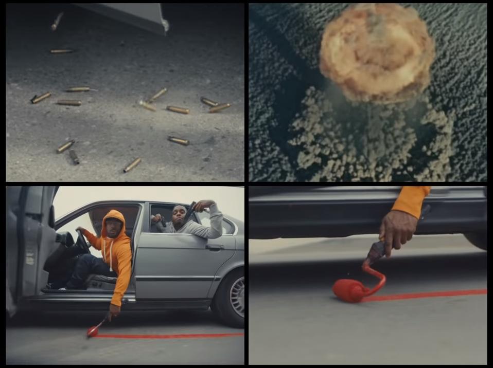 "ScHoolboy Q ""Numb Numb Juice"" Official Music Video"