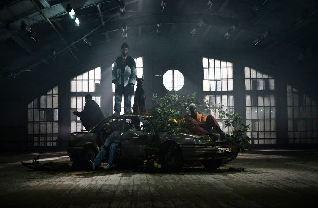 """Kojey Radical """"25"""" Official Music Video"""