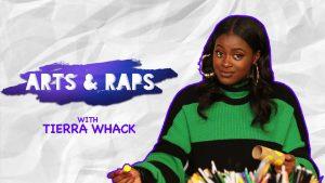 Tierra Whack Gets Interviewed By Kids