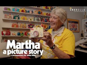 Martha: A Picture Story (2019) Official Trailer